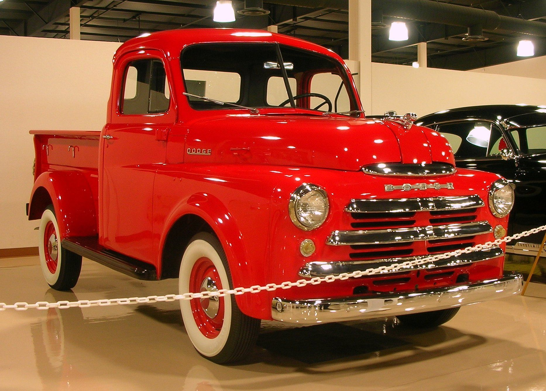 History of the dodge pickup trucks 1921 1953 1950 dodge series b 2 c 3 4 ton pickup for sale the mopar motorhead 1948 1953 dodge b series pilo