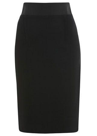 763f4049ee Miss Selfridge pencil skirt, £29 | Sexy Women | Pencil skirt black ...