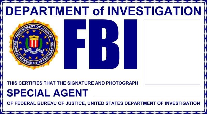 graphic relating to Printable Fbi Badge referred to as how toward crank out a fbi badge - Google Appear Supernatural