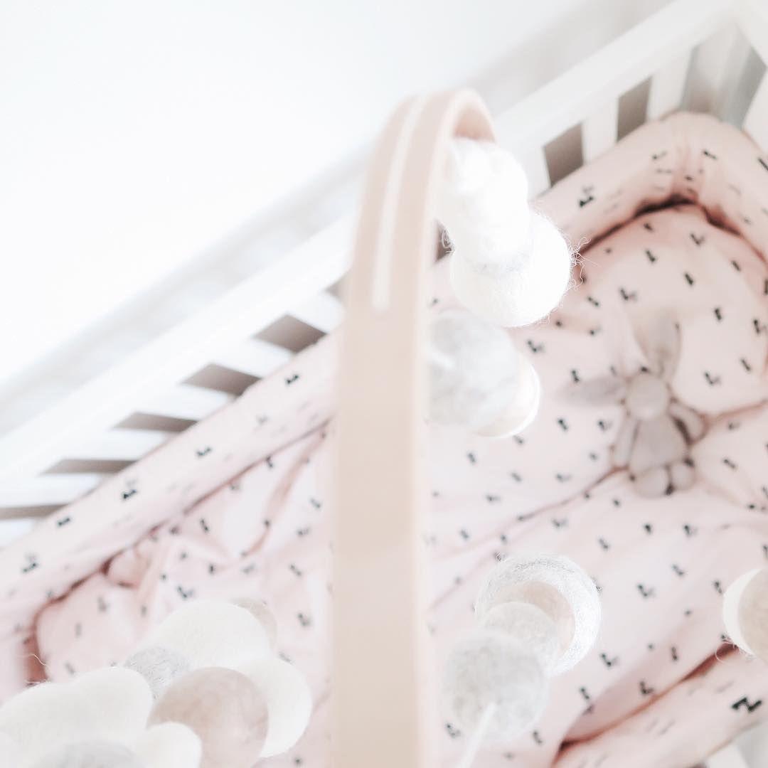 ferm LIVING Rose rabbit bed bumper and baby bedding httpwww