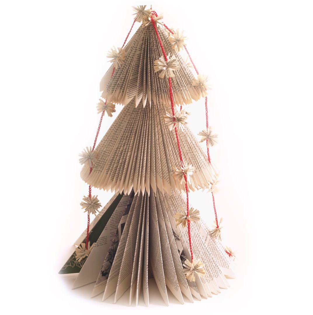 Paper christmas tree manualidades pinterest christmas tree