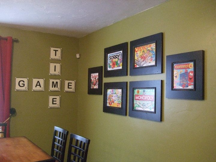 Pin By Carrie Sanders On Game Room Game Room Decor Game Room Wall Art Game Room