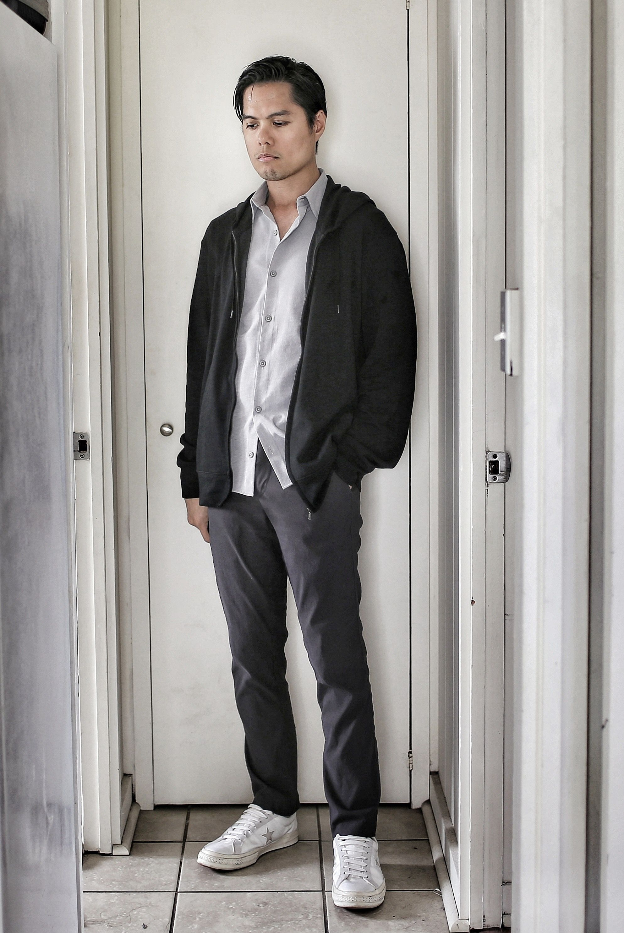Pin By Nate Weeknd On Scandinavian Minimalist Style Minimalist Fashion Pantsuit Normcore
