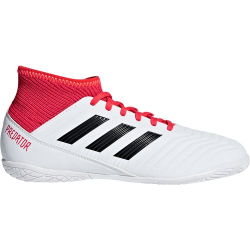 ca13399c8 Adidas Kids' Predator Tango 18.3 Indoor Soccer Shoes (White, Size 4) -  Youth Soccer Shoes at Academy Sports