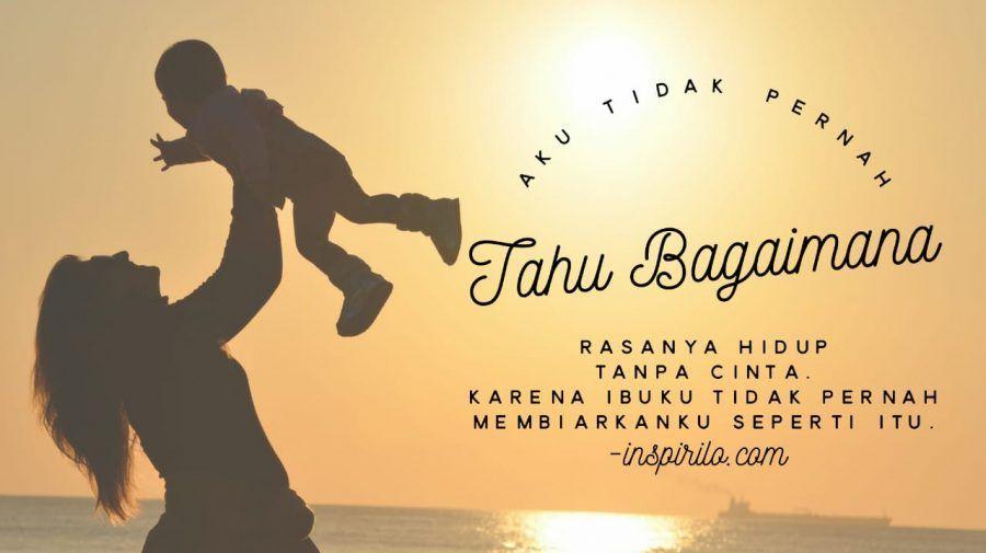 Kata Mutiara Untuk Hari Ibu Dalam Islam Dengan Gambar Hari Ibu