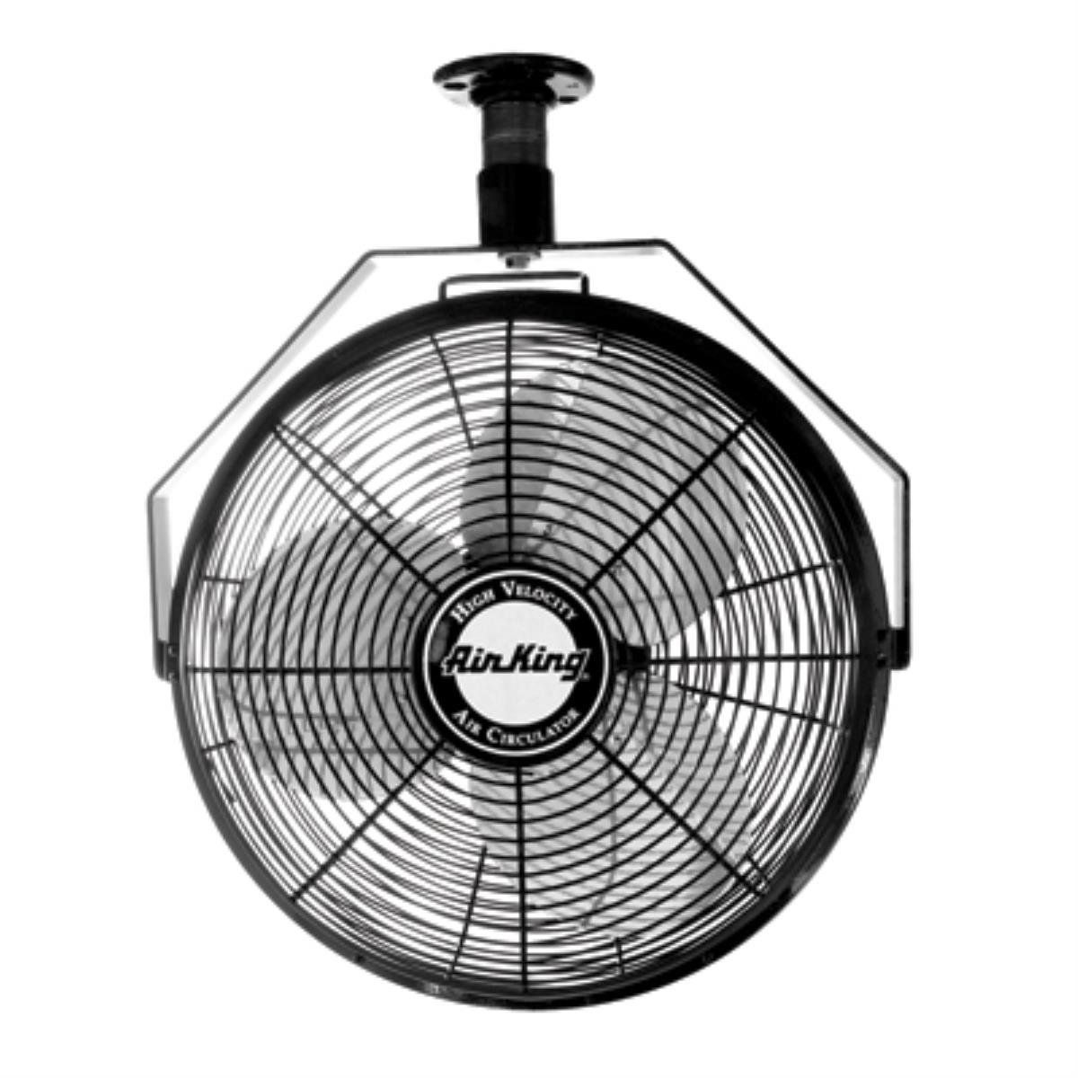 amazon air king 9718 18 inch industrial grade ceiling mount Commercial Electric Heaters amazon air king 9718 18 inch industrial grade ceiling mount fan wall mount oscillating fan