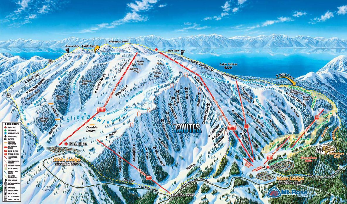 top 5: the best under-the-radar ski resorts in north america