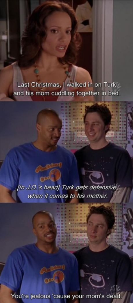 Scrubs Bring This Show Back Scrubs Funny Comedy Tv Mommy Issues
