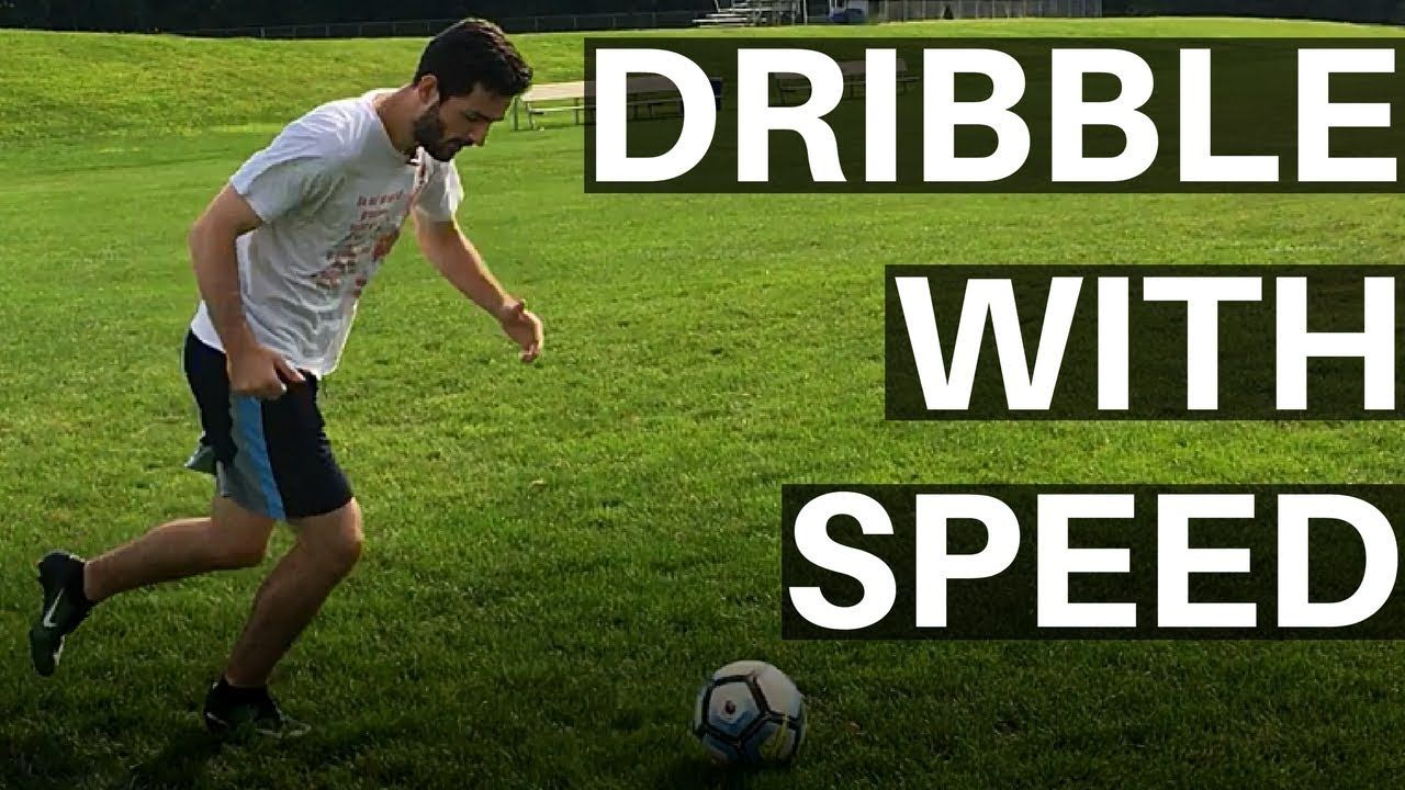 How To Dribble Faster In Soccer Quick Step By Step Guide Youtube Soccer Coaching Soccer Soccer Tips