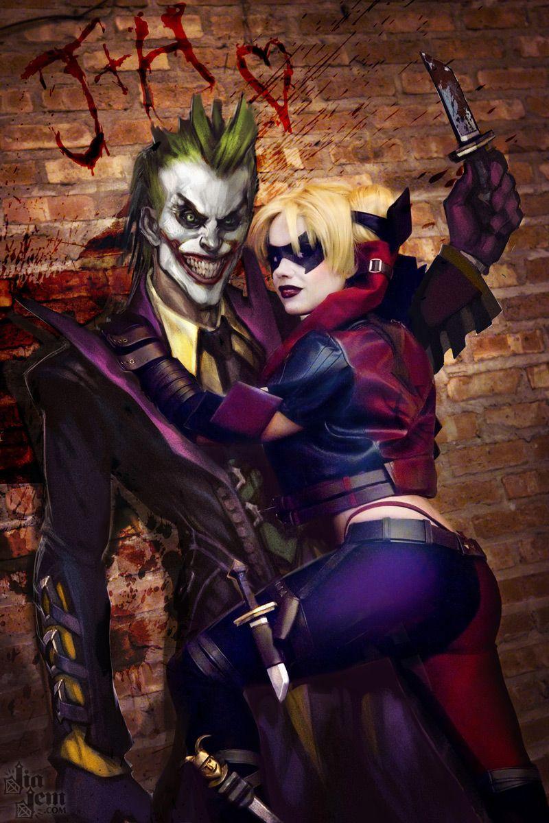 Harley Quinn Art