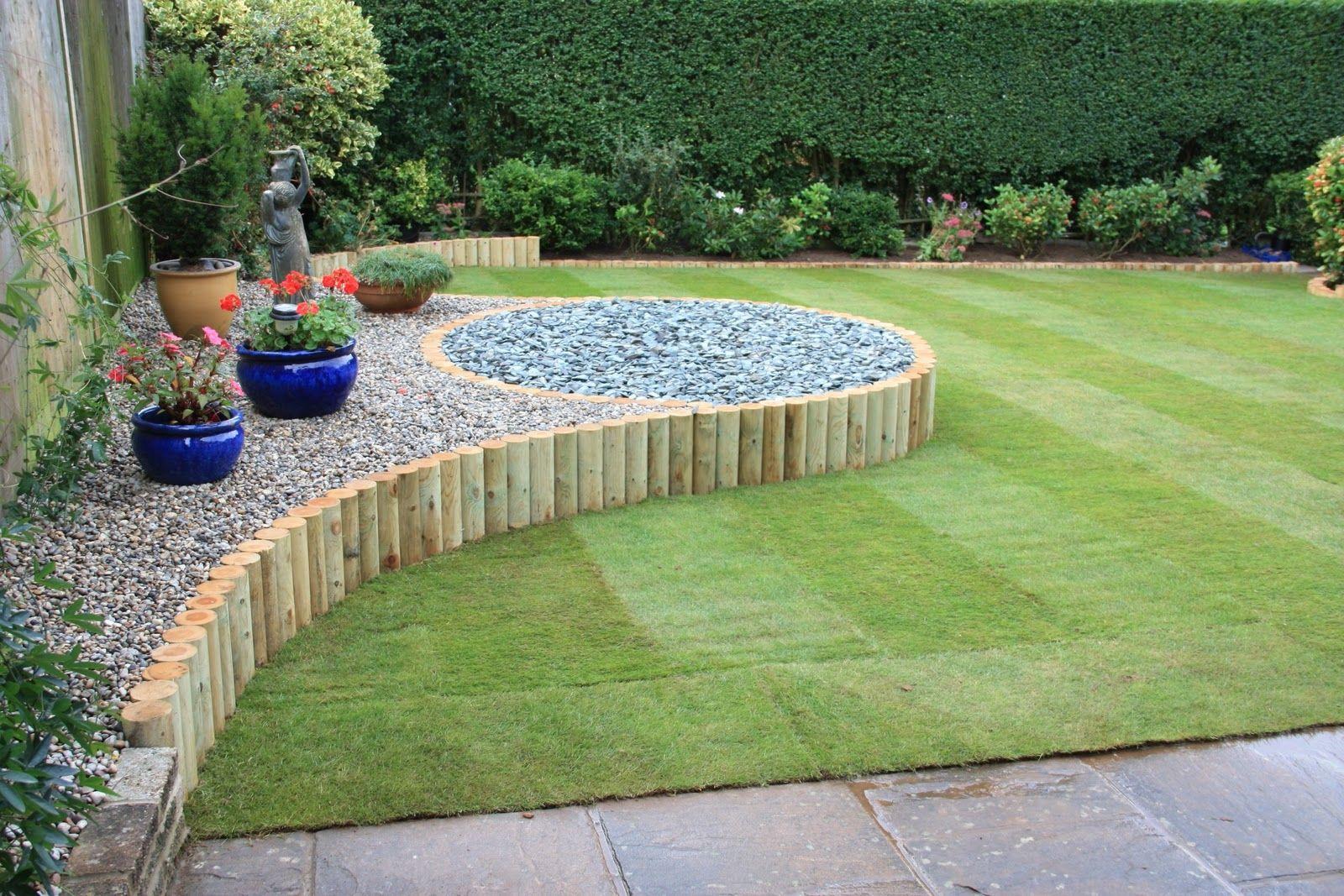Wunderbar Einfache Garten Ideen Und Designs #Garten #Gartenplanung # GartenIdeen