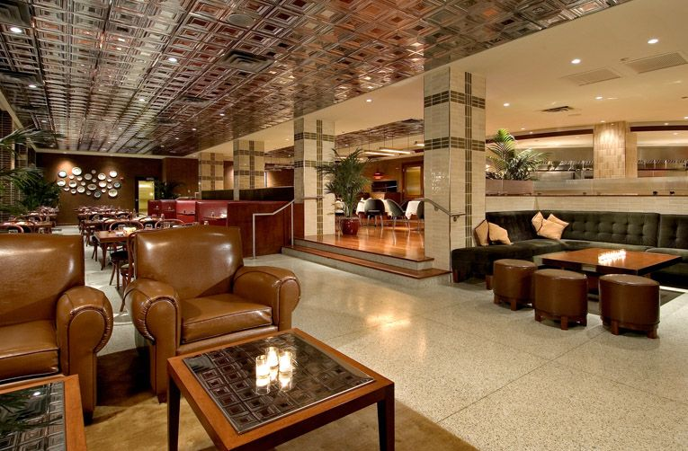 Dine restaurant seating downtown chicago hotels chicago