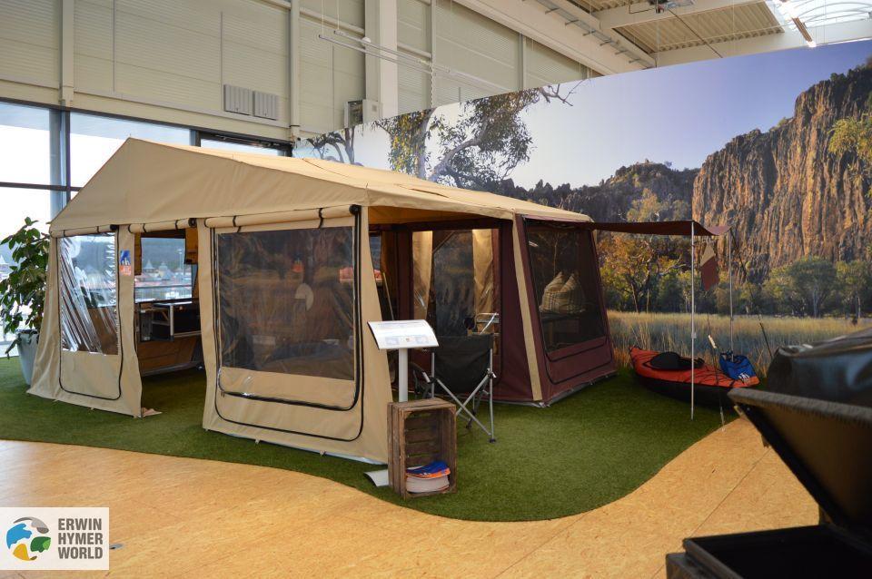 3DOG camping TrailDog ZeltAnhänger gebremst 3 DOG mit Vorzelt und - design küchen günstig