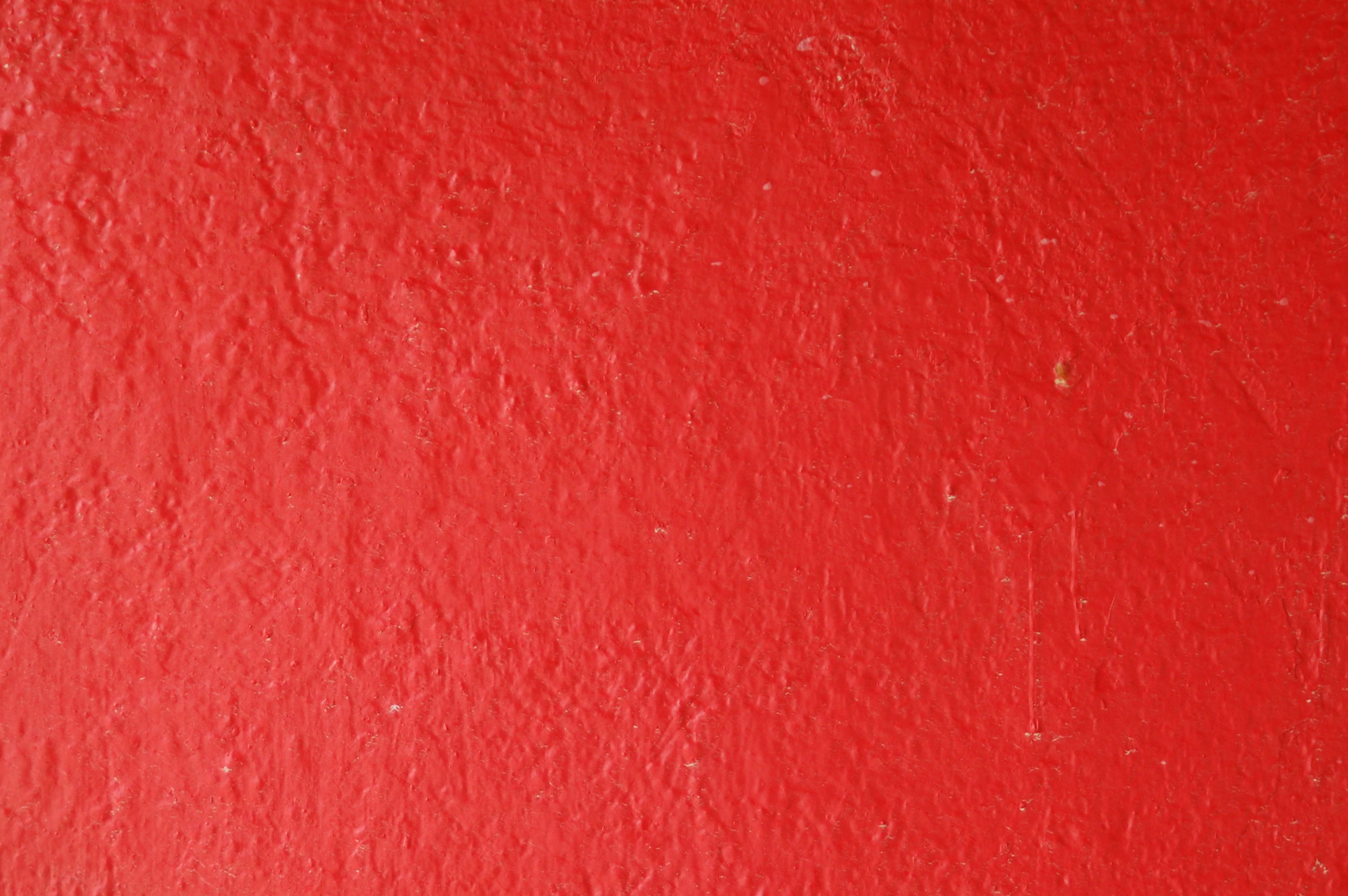 Red Painted Wall 3008 2000 Halls Cough