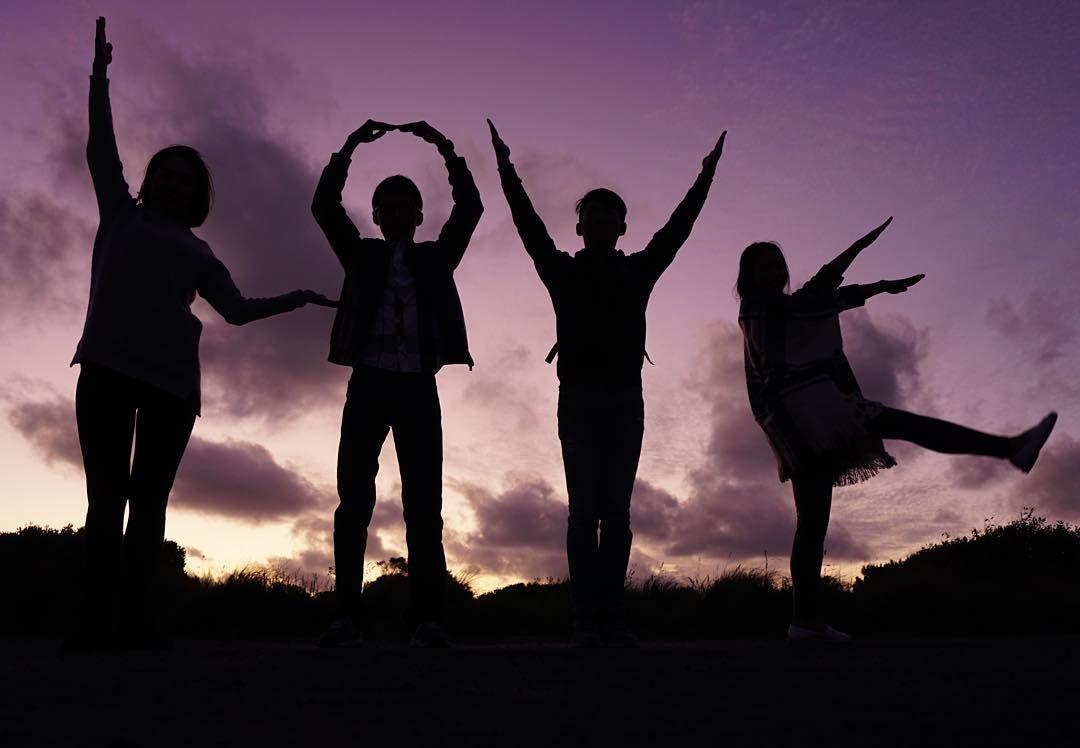 LOVE #greatoceanroad #australia #12apostles #aussie #travel #sunset #twilight #love by viccc_x http://ift.tt/1ijk11S