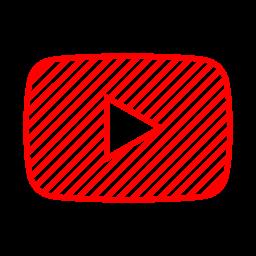 Logo Social Media Videos Youtube Icon In Logos Icon Social Media Video