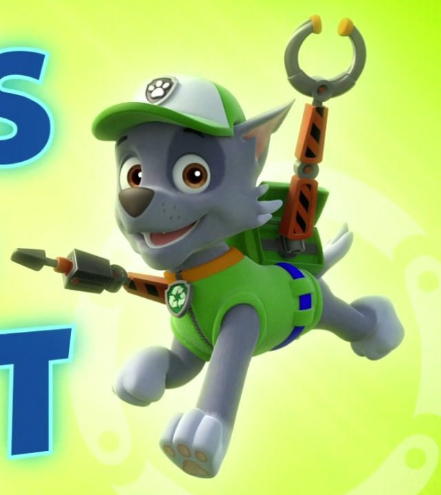 Don't use it reuse it Green means go | paw patrol | Paw patrol