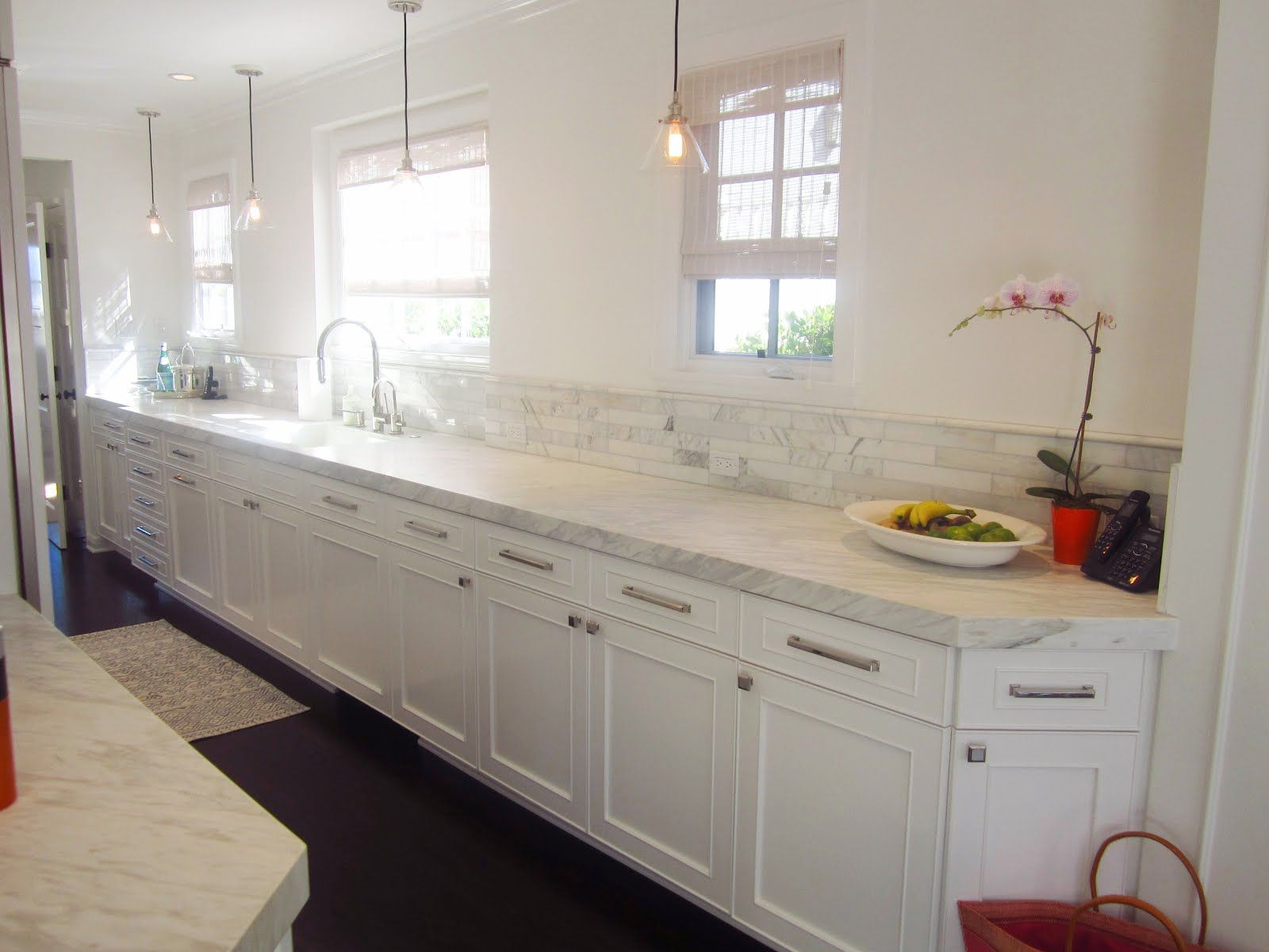 galley kitchen lighting ideas. EXCLUSIVE A CHIC GALLEY KITCHEN Galley Kitchen Lighting Ideas