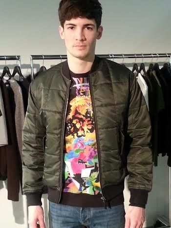 Showroom Marc by Marc Jacobos in Paris, for men in Barcelona only at M69