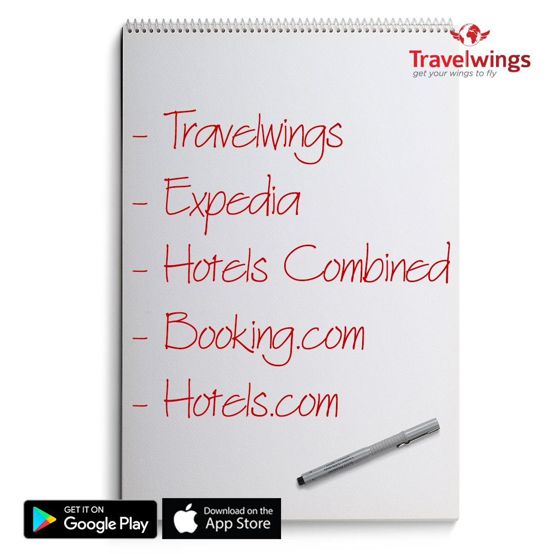 Use these online hotel booking services to check and book