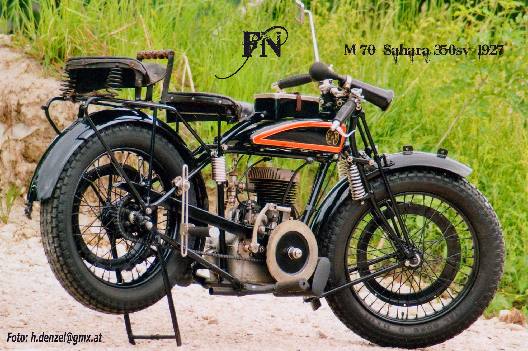Fn 350 Sahara 1927 Benzinradl N Pinterest