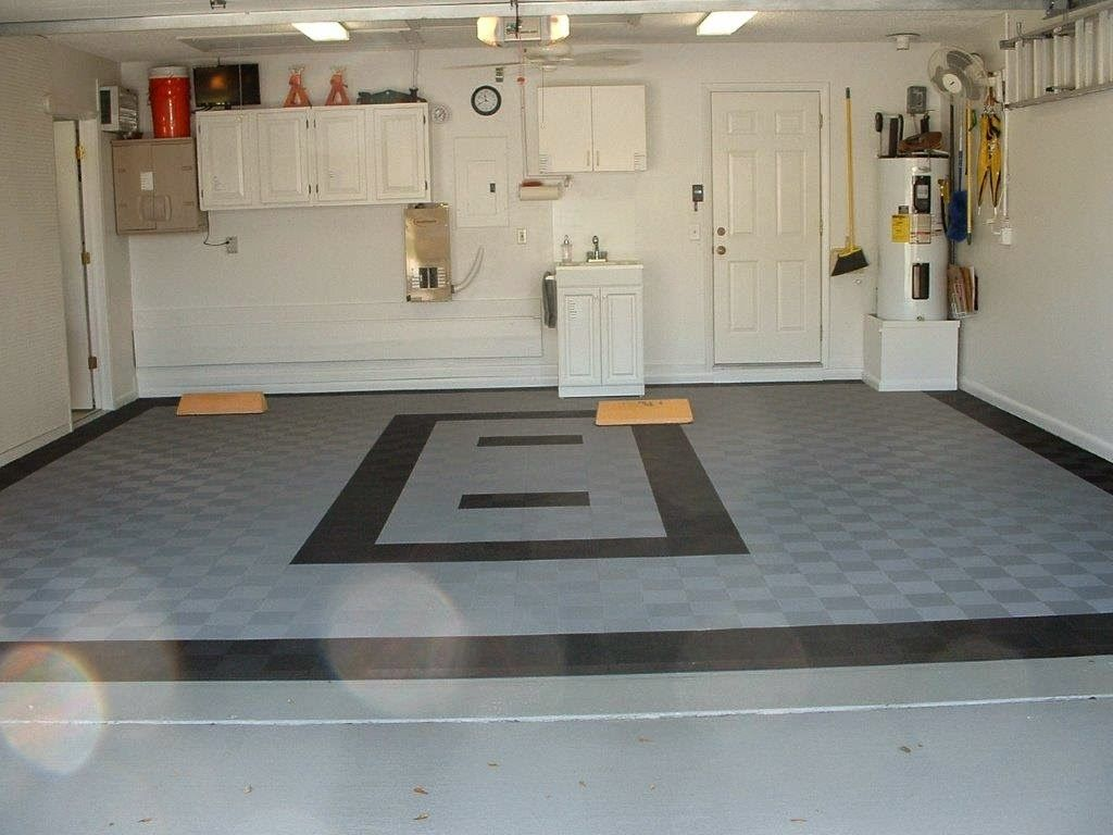 7 Great Garage Flooring Ideas From The Most Popular Garages Vinyl Flooring Kitchen Vinyl Flooring Garage Flooring Options