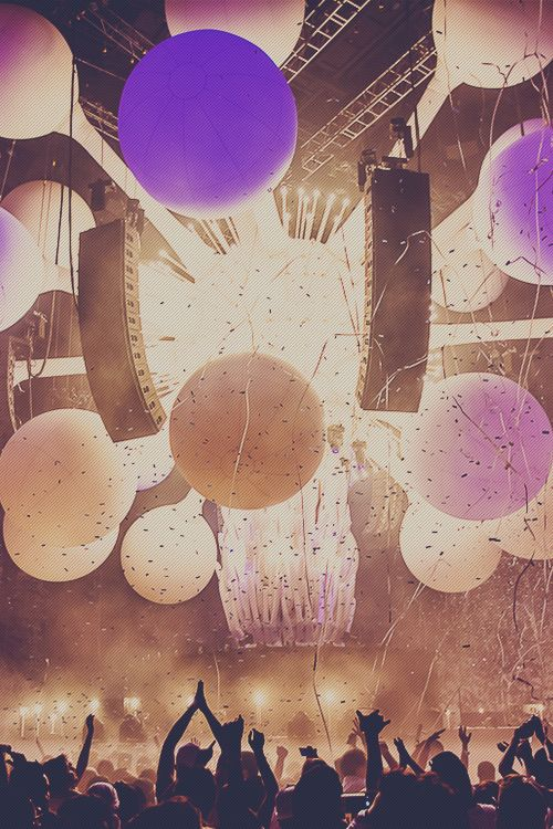 """Sensation NYC"""" OCEANS OF WHITE""""  MOST AMAZING SHOW EVER!"""