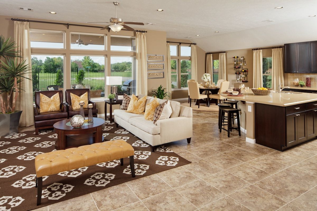 Village Grove Estates A Kb Home Community In Pearland