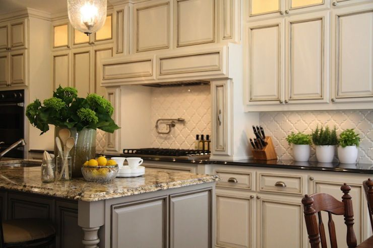 images about antique white cabinets on,Antique Ivory Kitchen Cabinets,Kitchen cabinets