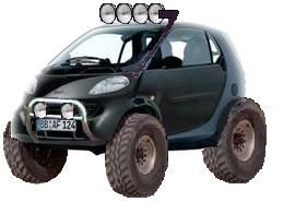 Off Road Smart Car The First Off Road Smart Because There Are