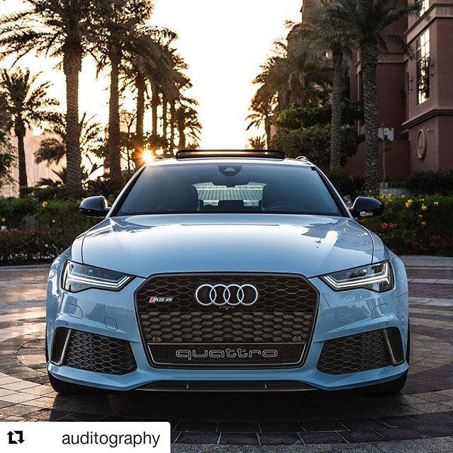 Auditography Audi Rs6 Quattro Audis6 Carlifestyle Qatar Doha