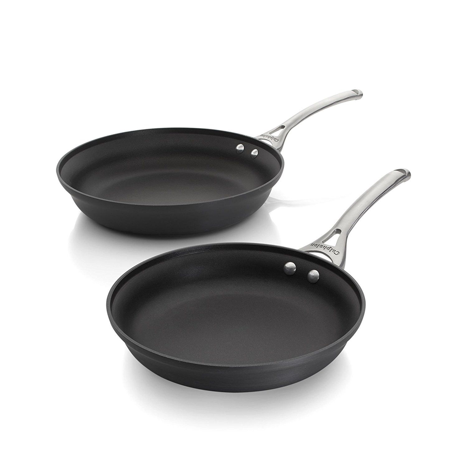 Cookware gt see more select by calphalon ceramic nonstick 8 inch an - Contemporary Nonstick 2 Piece Fry Pan Set Hurry Check Out This Great Product