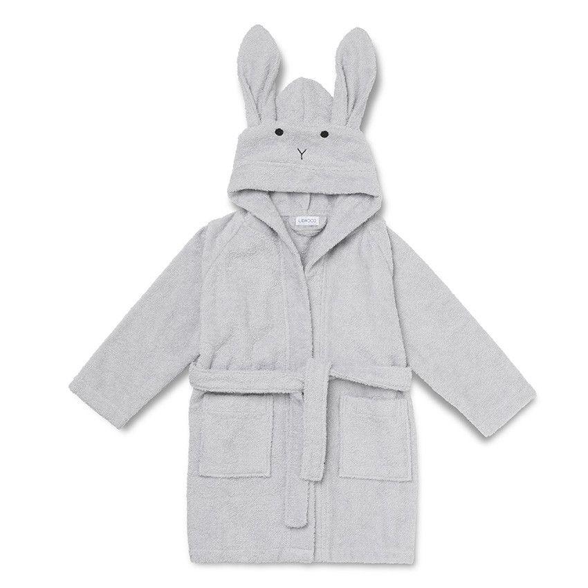 Liewood - bathrobe - rabbit