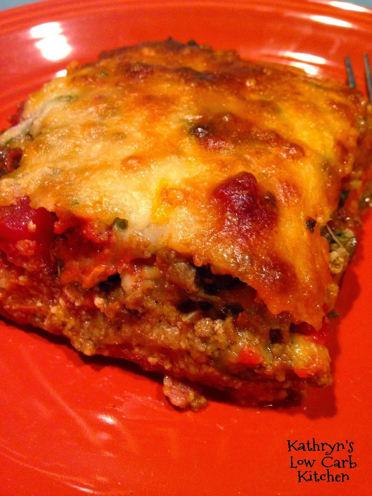 Low Carb Lasagna Bolognese Recipe Recipes Low Carb Lasagna