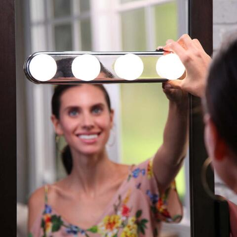 "Studio Glow MakeUpLighting ""As Seen on TV"" Mirror with"