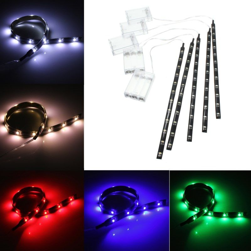 Led Light Strips Battery Powered Classy Only Us$309 Buy Best 45V Battery Operated 30Cm Led Strip Light Review