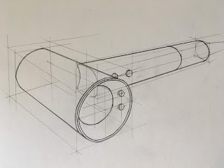 Dyson Supersonic Sac Kurutma Makinesi Cizimi Caner Sonmez