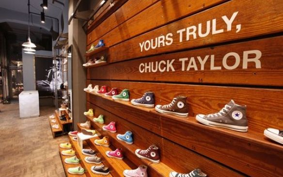 converse visual merchandising - Google Search | Converse
