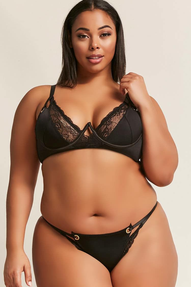 c6fbf7658d31 Product Name:Plus Size Oh La La Cheri Lace Thong, Category:CLEARANCE_ZERO,  Price:12