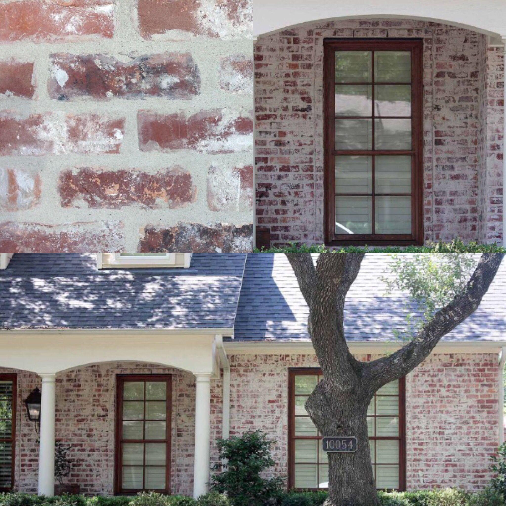 Light Red Brick With Medium Mortar Wash Exterior Brick Brick Red Bricks