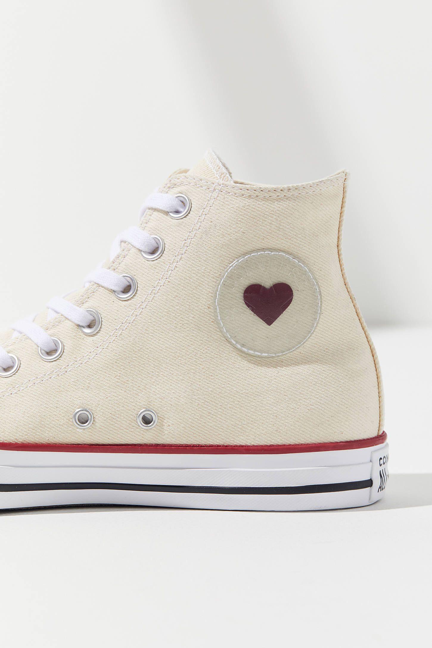 Chuck Taylor All Star Denim Love High