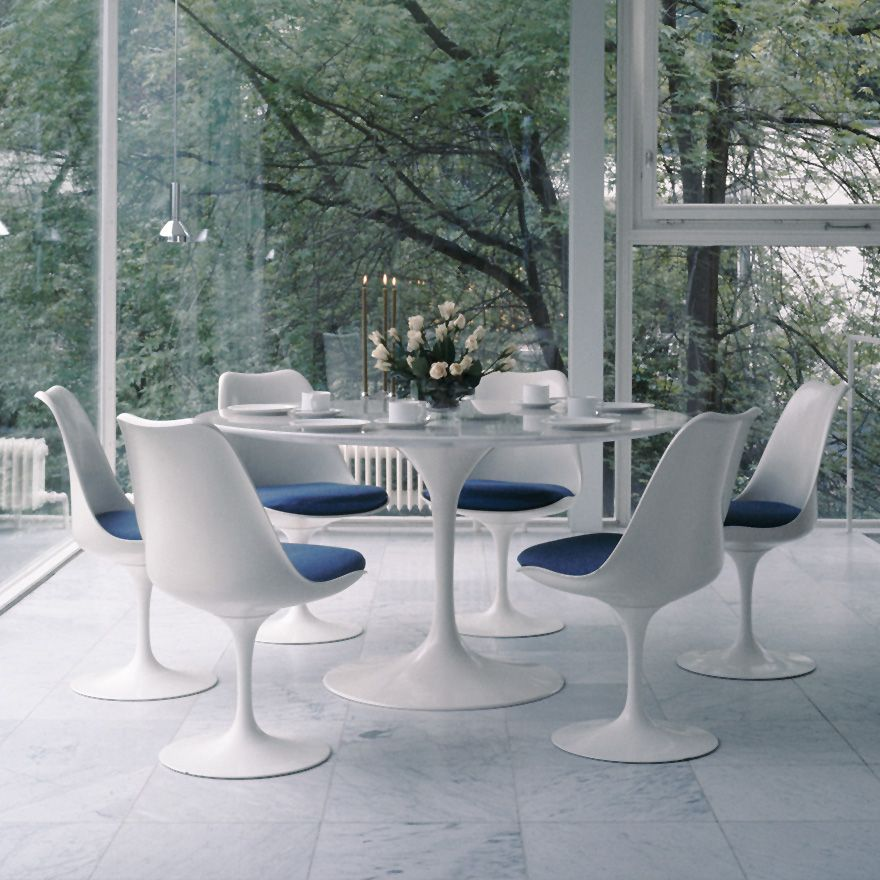 Saarinen Dining Table 54 For The Holiday Hosts Holiday Gift