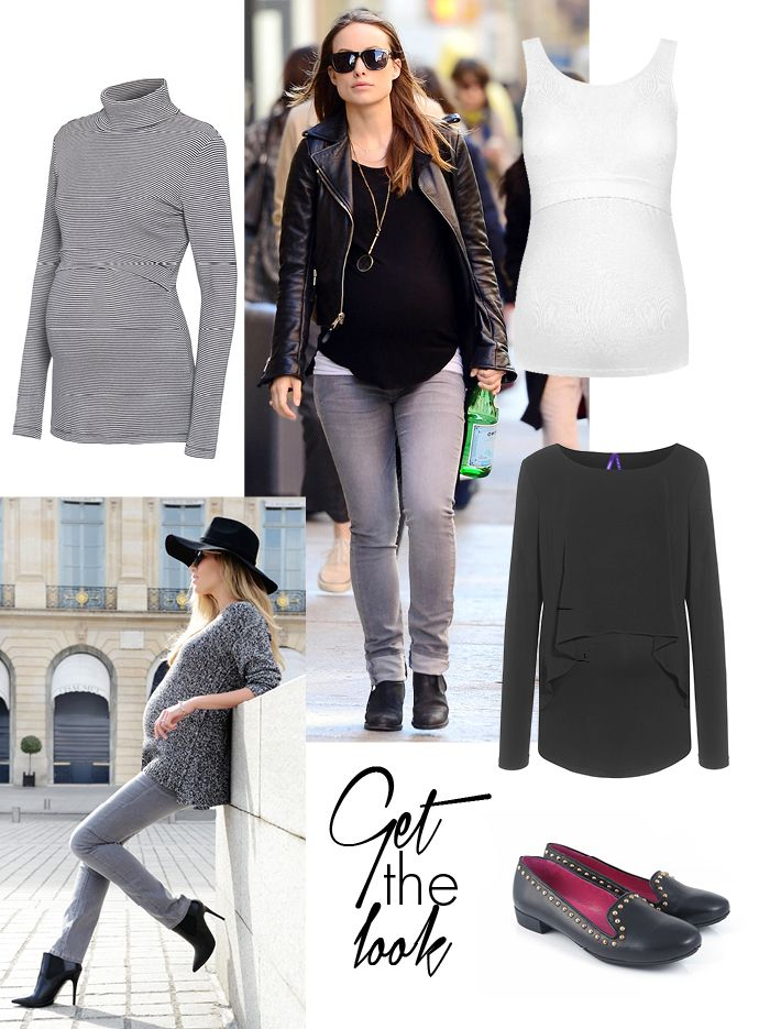 93cbb09f0d203 Olivia Wilde Rocks Seraphine Maternity Clothes in NYC maternity clothes |  maternity style | pregnancy fashion | maternity fashion first trimester ...