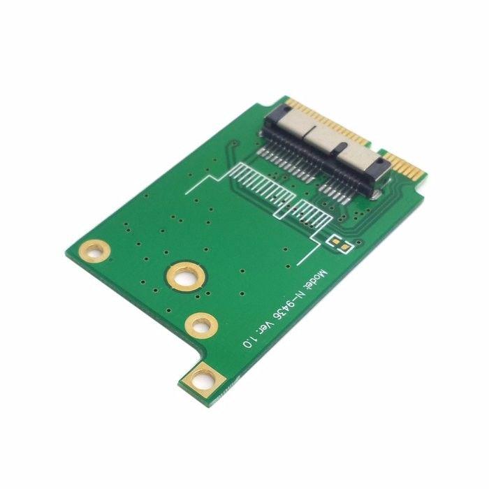Mini PCI-E Adapter Card for BCM94331CD BCM943224PCIEBT2 BCM94360CD BCM94331CSAX