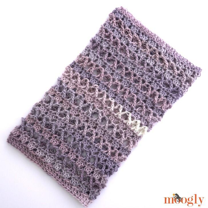 Lavender Kisses Cowl Crochet Pinterest Free Crochet Lavender