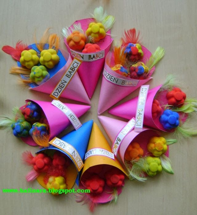 Dzien Babci 2014 4 Latki Jpg 640 698 Crafts Diy And Crafts Gifts For Family