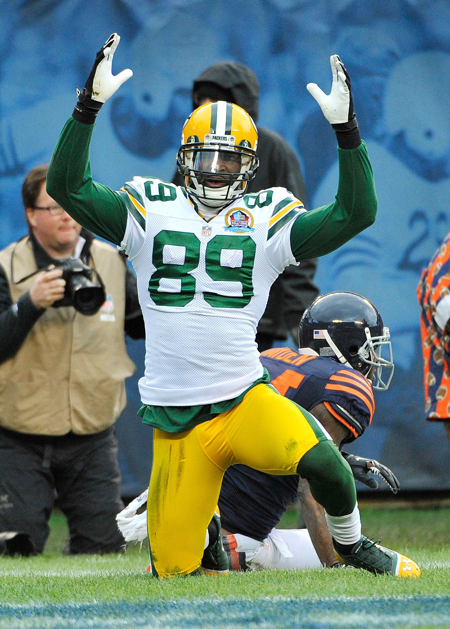 James Jones Green Bay Packers Team Green Bay Packers Fans Green Bay Packers Football