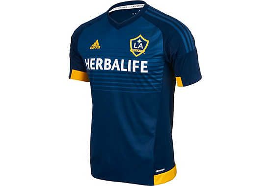 reputable site 8dfeb 14268 adidas LA Galaxy Kids Away Jersey 2015 | MLS | Youth soccer ...