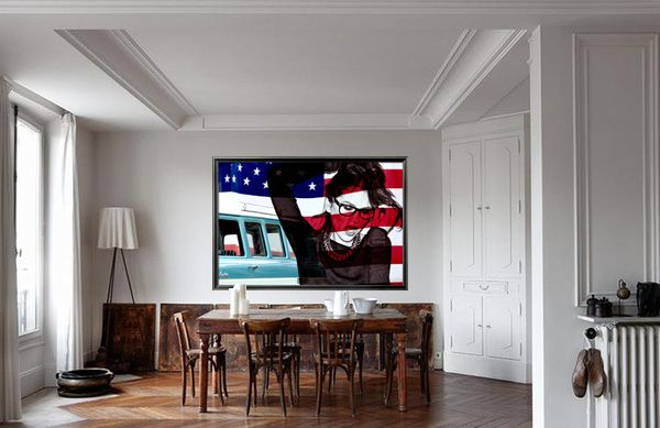 GB America | Dining area, Decor, Room