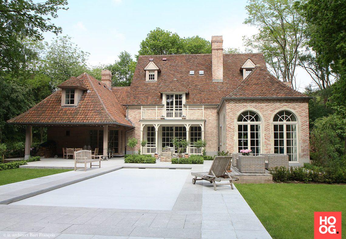 Architectenbureau bart françois project daknam hoog